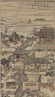 Scenes From Romance Of The Western Chamber (Xixiang Ji)