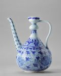 Spouted Ewer with Curving Handle