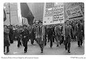 Untitled (John Reed Club Demonstrators, Division Ix, May Day Parade, Communist Party Route, Fifth Avenue And East Twenty-Fifth Street, Madison Square, New York City)