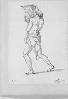 Man Bearing An Urn (The Roman Album)
