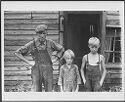 Untitled (Family On Relief, Near Urbana, Ohio)