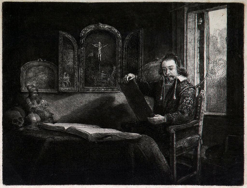 Abraham Francen, Art Dealer