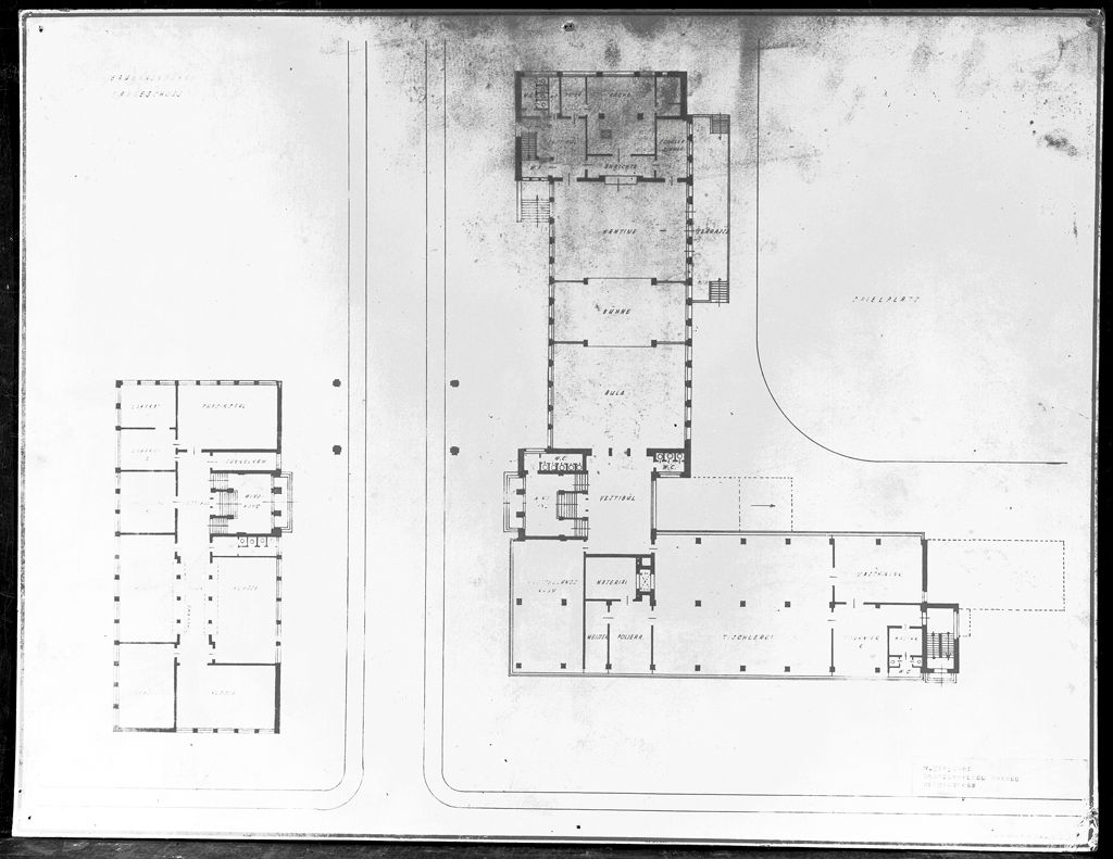 from the harvard art museums collections bauhaus building bauhaus design house plans with glass trend home design