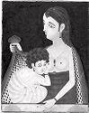 Victoria Maharani With The Princess Royal