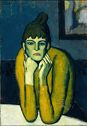 Woman With A Chignon