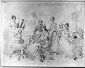 Portrait Of The Family Of Lucien Bonaparte