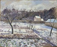 The Hermitage, Effect Of Snow