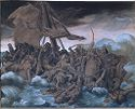 The Mutiny On The Raft Of The Medusa
