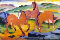 Grazing Horses Iv