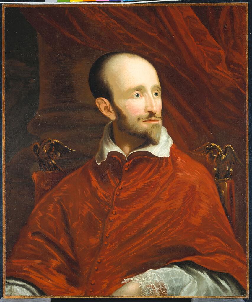 Cardinal Guido Bentivoglio (1579-1644), After Van Dyck