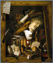 The Vanity Of The Artist's Dream