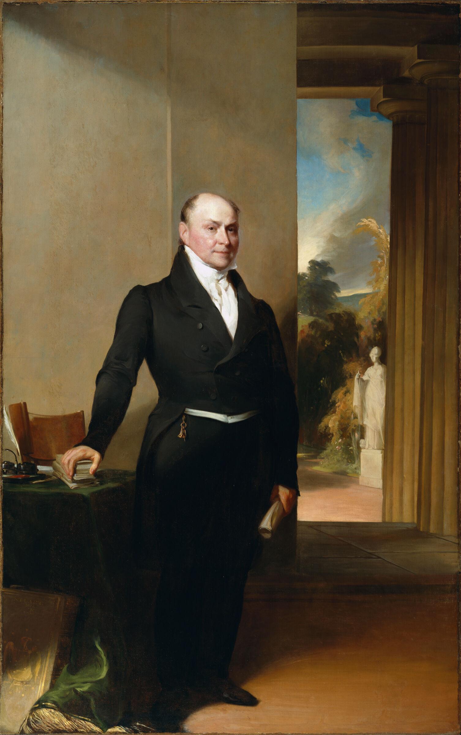 John Quincy Adams (1767-1848)