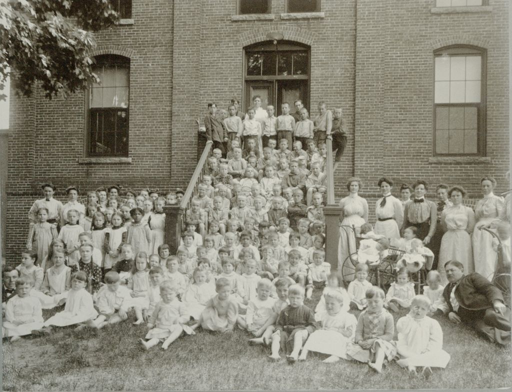 New Hampshire Orphans Home