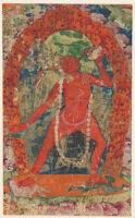 Tantric Female Deity Drinking From Skull Cup (Vajrayogini)