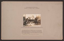 Industrial Problems, Welfare Work: United States. Pennsylvania. Wilmerding. Westinghouse Air Brake Company: Industrial Betterment in the United States. Housing of Working People by  Employers: Westinghouse Airbrake Company, Wilmerding, Pennsylvania. A House for Employees..   Social Museum Collection