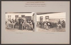 Races, Negroes: United States. Virginia. Hampton. Hampton Normal and Industrial School: Agencies Promoting Assimilation of the Negro. Training for Commercial and Industrial Employment. Hampton Normal and Agricultural Institute, Hampton, Va..   Social Museum Collection
