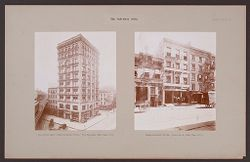 Religious Agencies, Salvation Army: United States. New York. New York City. Workingmen's Hotels: The Salvation Army.   Social Museum Collection
