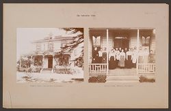 Religious Agencies, Salvation Army: United States. California. Beulah and Los Angeles. Rescue Homes: The Salvation Army..   Social Museum Collection