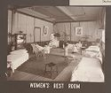 Industrial Problems, Welfare Work: United States. Ohio. Dayton. National Cash Register Company: Welfare Institutions Of The National Cash Register Company, Dayton, Ohio: Conveniences For Women Employees: Women's Rest Room.