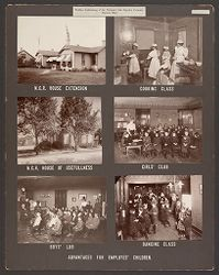 Industrial Problems, Welfare Work: United States. Ohio. Dayton. National Cash Register Company: Welfare Institutions of the National Cash Register Company, Dayton, Ohio: Advantages for Employes' Children..   Social Museum Collection