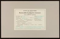 Charity, Public: United States. New York. Schenectady. Schenectady County Almshouse: Louisiana Purchase Exposition Commission