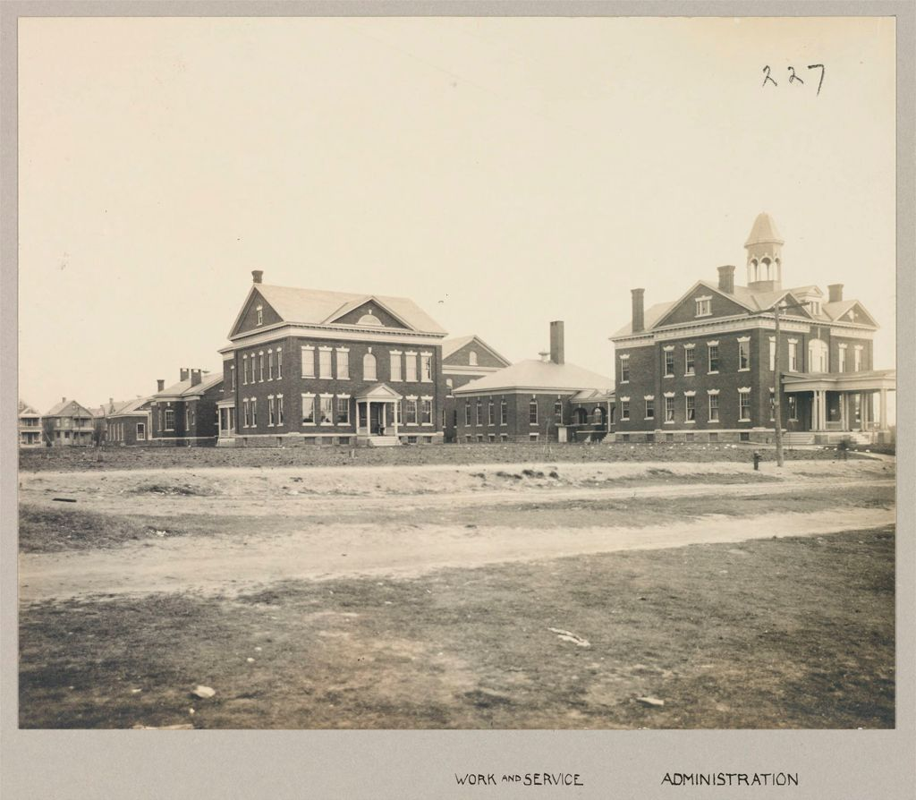 Charity, Public: United States. New York. Schenectady. Schenectady County Almshouse: Almshouses Of Schenectady County, N.y.: Work And Service; Administration