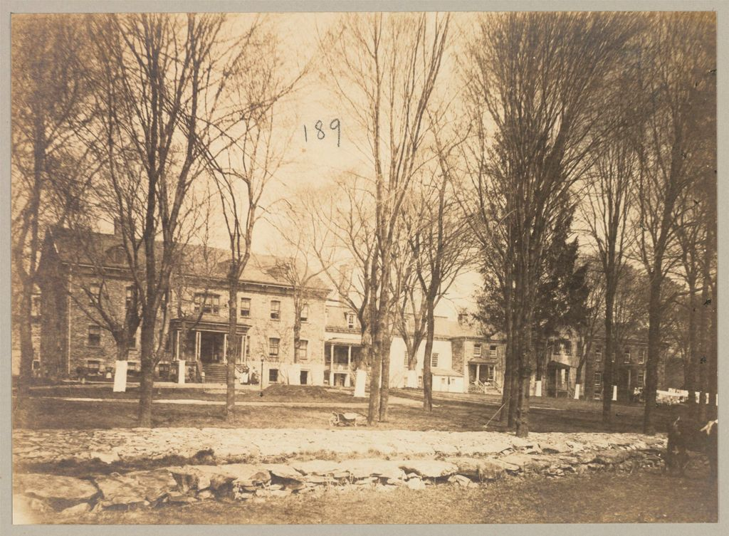 Charity, Public: United States. New York. East View. Westchester County Almshouse: Almshouses Of Westchester County, N.y.: Residence Buildings