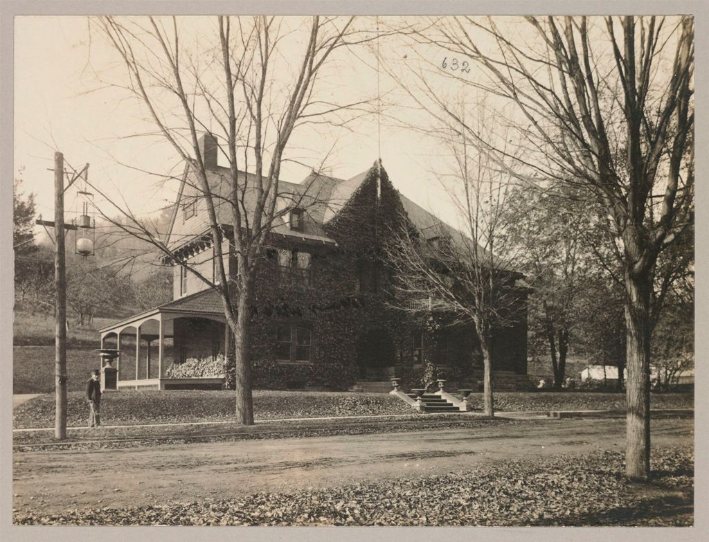 Charity, Soldiers And Sailors: United States. New York. Bath. State Soldiers' And Sailors' Home: State Soldiers' And Sailors' Home, Bath, N.y.: Headquarters