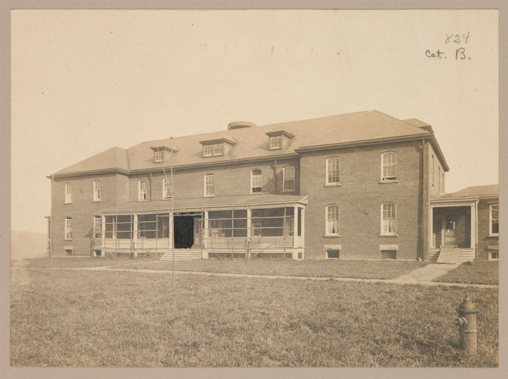 Charity, Soldiers And Sailors: United States. New York. Oxford. Women's Relief Corps: State Women's Relief Corps House, Oxford, N.y.: Cottage A