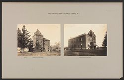 Crime, Women: United States. New York. Albion. Western House of Refuge for Women: State Western House of Refuge, Albion, N.Y..   Social Museum Collection