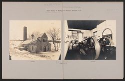 Crime, Women: United States. New York. Hudson. House of Refuge for Women: State House of Refuge for Women, Hudson, N.Y.: Power-House.   Social Museum Collection