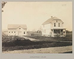 Crime, Women: United States. New York. Albion. Western House of Refuge for Women: State Western House of Refuge, Albion, N.Y.: Coachman's House.   Social Museum Collection