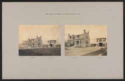 Crime, Women: Unites States. New York. Hudson. House of Refuge for Women: State House of Refuge for Women, Hudson, N.Y..   Social Museum Collection