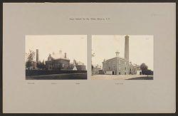 Defectives, Blind: United States. New York. Batavia. State School for the Blind: State School for the Blind, Batavia, N.Y..   Social Museum Collection