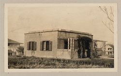 Housing, Industrial: United States. Virginia. Virginia Highlands: Commercial Agencies of House Construction. Detached Dwellings. Poured Houses of Concrete: Milton Dana Morrill Houses. Virginia Highlands, Near Washington, D.C..   Social Museum Collection