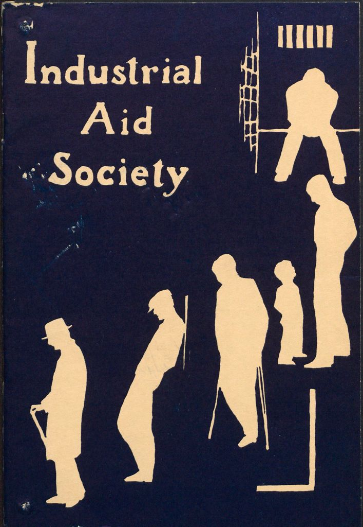 Charity, Organizations: United States. Massachusetts. Boston. Publicity For Social Work. Annual Reports: The Industrial Aid Society Today And A Record Of Its Activities For The Year 1928-29