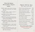 Charity, Organizations: United States. Massachusetts. Boston. Publicity For Social Work. Leaflets & Folders: Boston Metropolitan Chapter American Red Cross