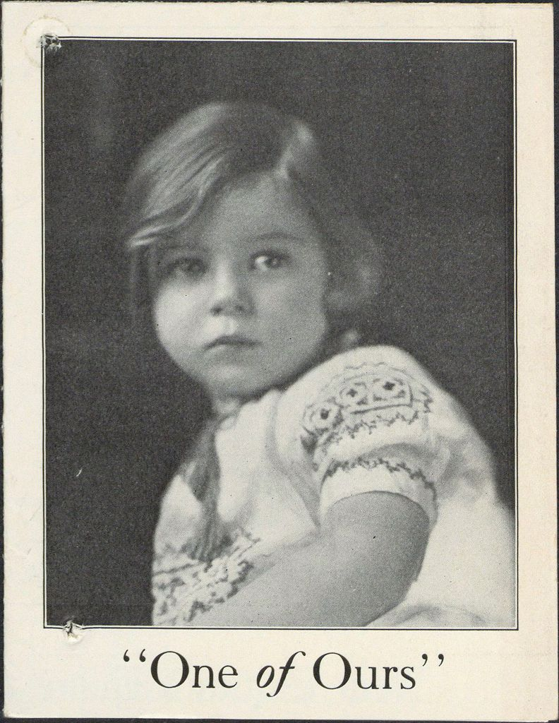Charity, Organizations: United States. Massachusetts. Boston. Publicity For Social Work. Leaflets & Folders: New England Home For Little Wanderers