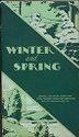 Charity, Organizations: United States. Massachusetts. Boston. Publicity For Social Work: Booklets: Winter And Spring: General Education Department Young Women's Christian Association Boston, Massachusetts