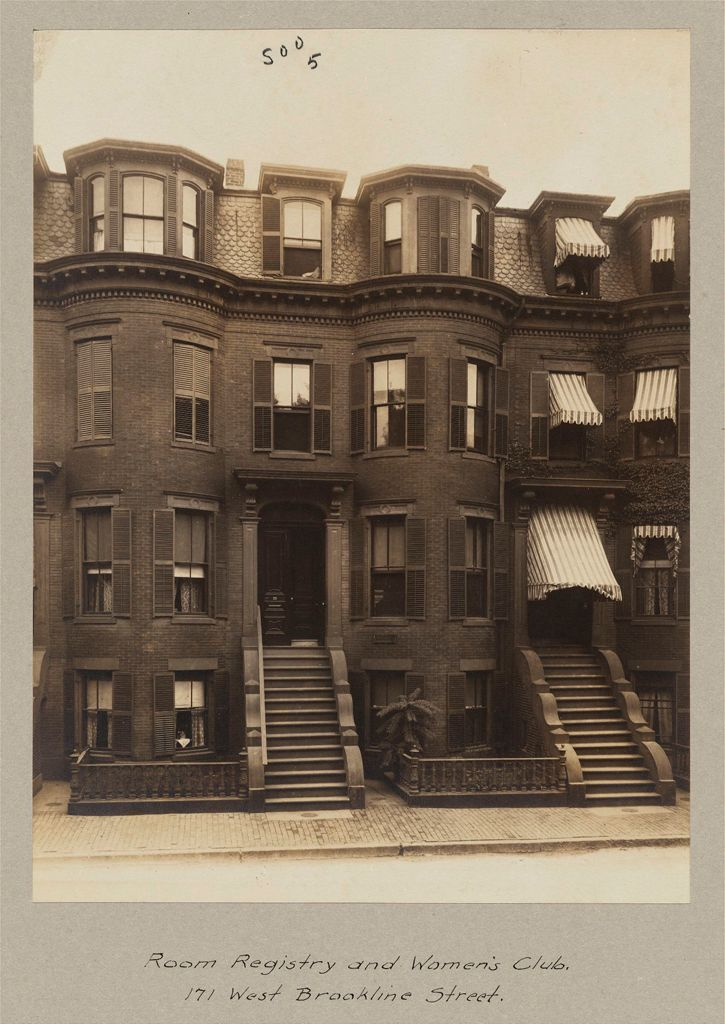 Social Settlements: United States. Massachusetts. Boston.