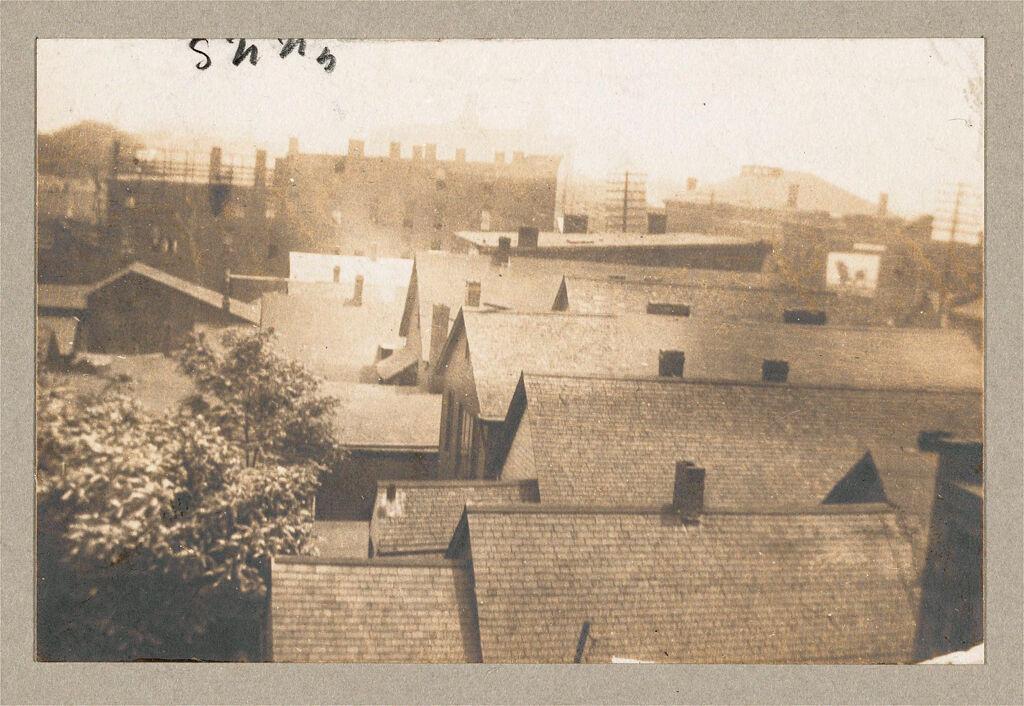 Social Settlements: United States. New York. Buffalo.
