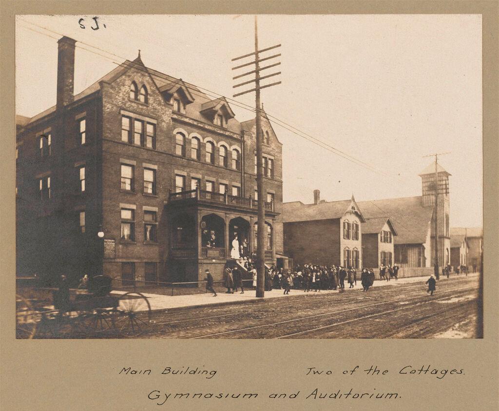 Social Settlements: United States. Ohio. Cleveland.