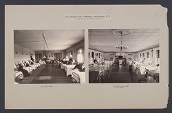 Charity, Children: United States. New York. Ogdensburg. Orphan Asylum: City Hospital and Orphanage, Ogdensburg, N.Y. (Under the direction of the Grey Nuns of the Cross)..   Social Museum Collection