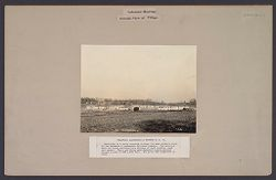Housing, Industrial: United States. Pennsylvania. Nanticoke. Concrete Village: Industrial Housing, General View of Village: Delaware, Lackawanna, & Western R. R. Co.: Nanticoke is a model concrete village..   Social Museum Collection