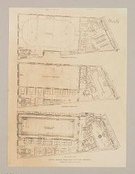 Health, Baths: United States. Massachusetts. Boston. Cabot Street Municipal Baths: Public Baths in the United States: PUblic Bath, Cabot Street, Boston, Mass.: Plan 2..   Social Museum Collection