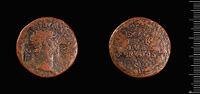 Sestertius Of Claudius, Rome