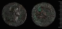 Dupondius Of Drusus Struck Under Tiberius, Rome