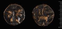Dupondius Of Augustus, Nemausus