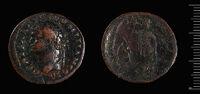 As Of Domitian Under Vespasian, Rome