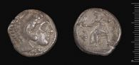 Tetradrachm of Alexander the Great, Macedonia mint (